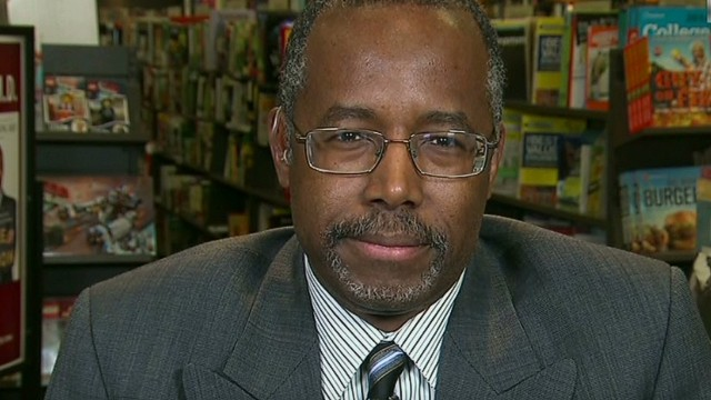 Ben Carson defends Obamacare comments