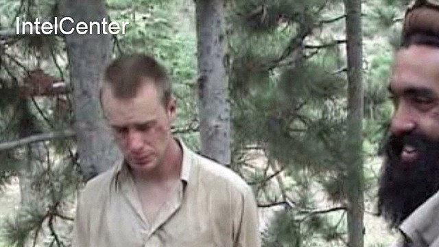 What happened when Bergdahl disappeared?