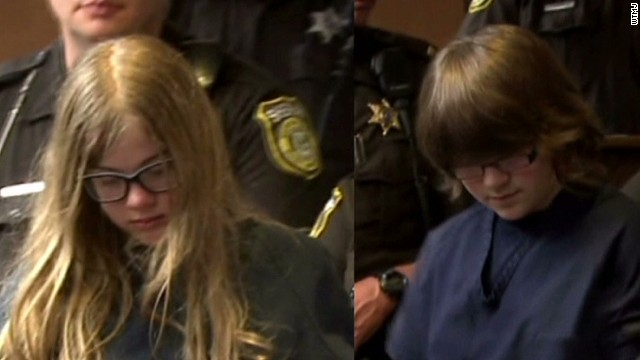 Suspects, 12, charged in girl's stabbing