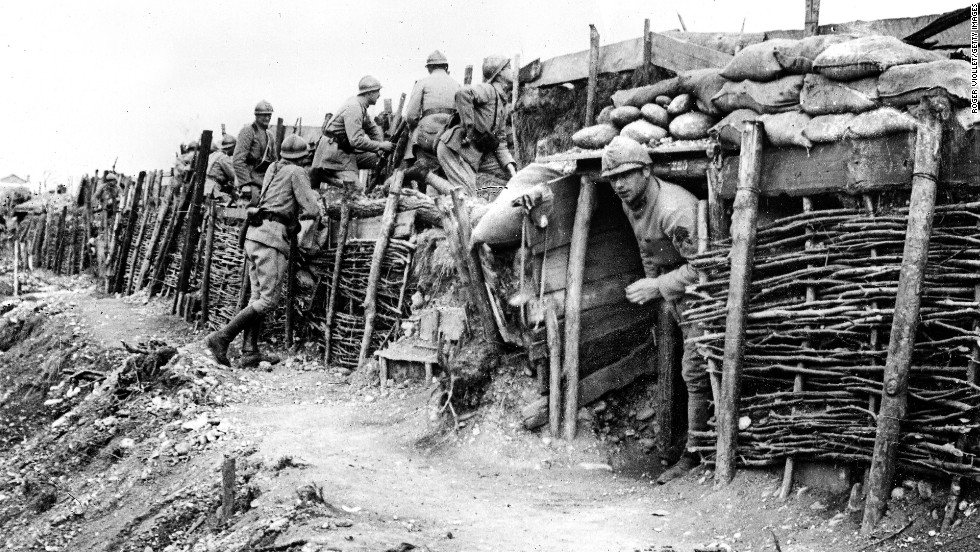 World War One: 10 interpretations of who started WW1