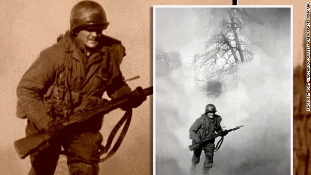 Viewing WWII through a soldier's lens