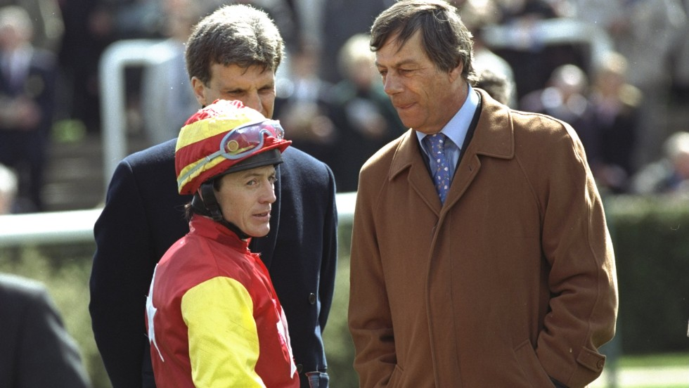 His first big break in the sport came courtesy of Henry Cecil, but Fallon was sacked after an alleged affair with the trainer's wife.