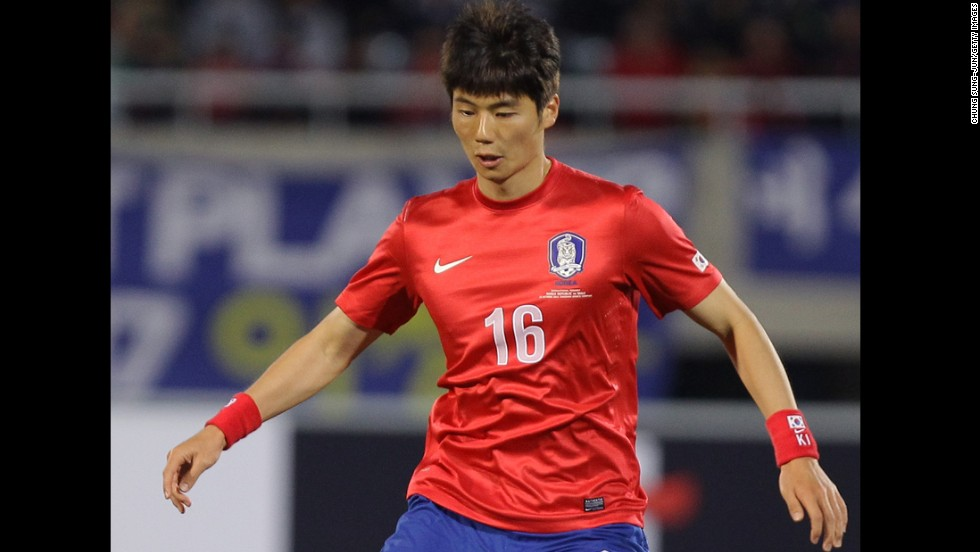 "<strong>Ki Sung-yueng (South Korea):</strong> He's a controversial young fellow. He's snarked at fans, insulted his manager and once celebrated an Asian Cup goal with an impersonation that <a href=""http://bleacherreport.com/articles/587718-south-koreas-ki-sung-yeung-blames-scottish-fans-for-his-racism-taunts"" target=""_blank"">had some Japanese crying racism</a>. Most recently, he put the wrong hand on his chest during the national anthem. All that aside, he's a talented central midfielder who's made more than one defender look silly since joining the English Premier League in 2012."