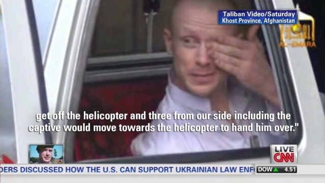 Bergdahl swap from mouth of the Taliban