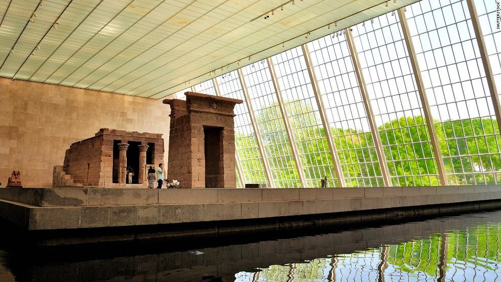 Nearly 6.3 million people visited The Metropolitan Museum of Art in New York in 2013.