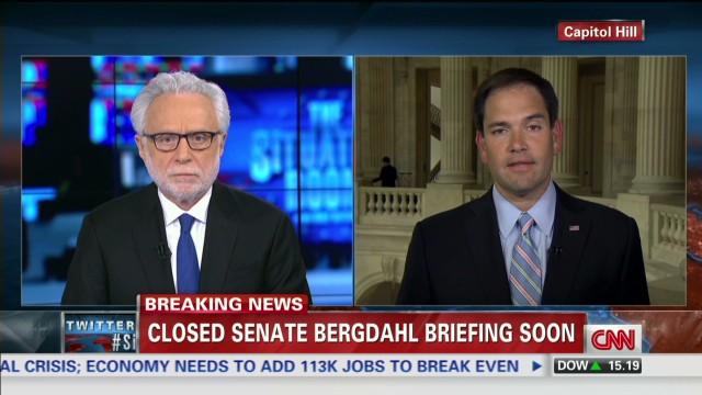 Rubio: Bergdahl swap endangers Americans
