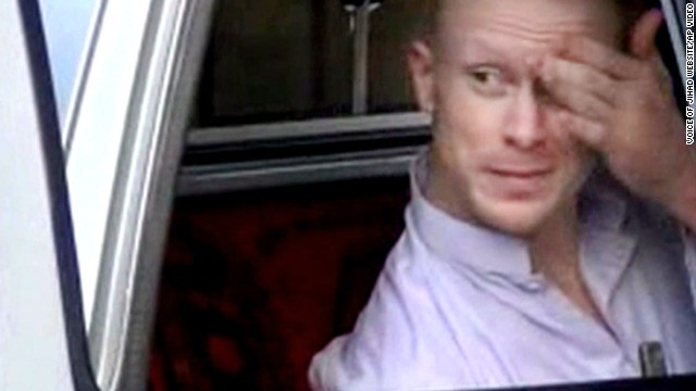 Why hasn't Bergdahl spoken to parents?
