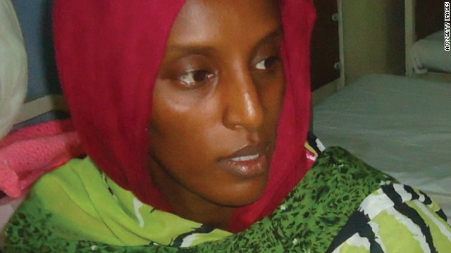 Sudan woman's 'brother': Repent or die