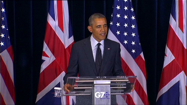 Obama: Bergdahl not 'political football'