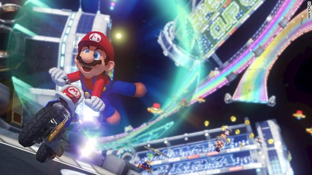 "Nintendo hopes strong early sales of ""Mario Kart 8"" will help spur sales of the floundering Wii U gaming console."