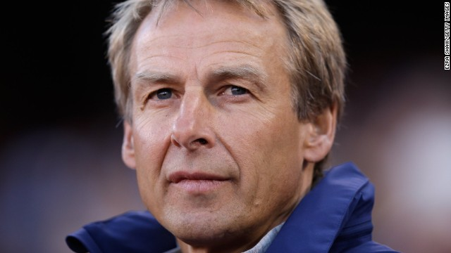 Meet the U.S. manager Jurgen Klinsmann