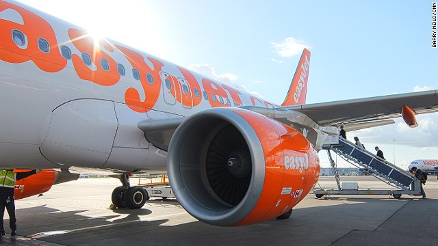 EasyJet says nervous passengers prefer window seats while older ones like the aisle.