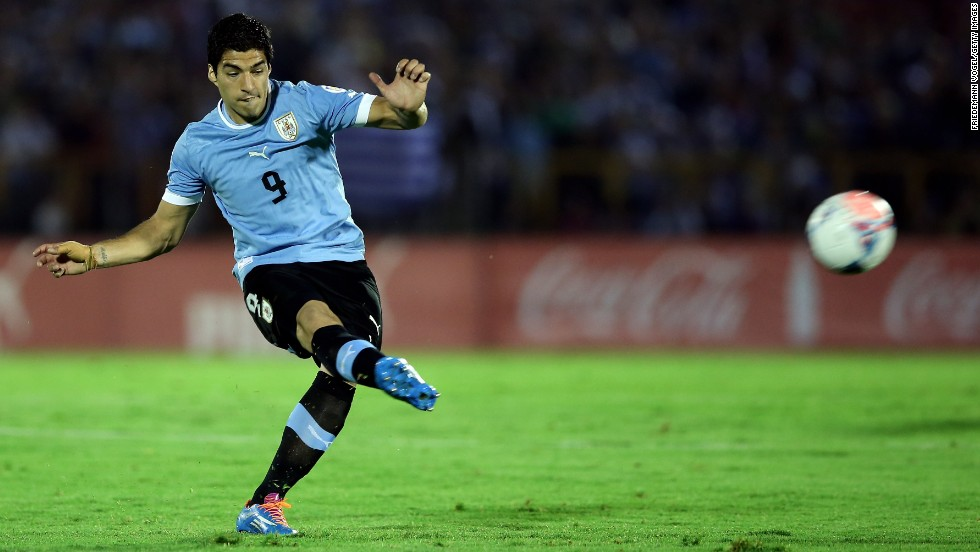 "<strong>Luis Suarez (Uruguay):</strong> Yes, he just had <a href=""http://www.cnn.com/2014/05/23/sport/football/luis-suarez-world-cup-football/"">knee surgery</a>, and Coach Oscar Tabarez says he can't be sure his magical goal conjurer will play. If Suarez plays, he promises to be a strong storyline in a tightly contested group. If he doesn't play, ditto. Uruguay has other goal scorers in Edinson Cavani and Diego Forlan, but neither enjoyed the form that Suarez displayed this season in netting 31 goals as part of the high-octane Liverpool offense."