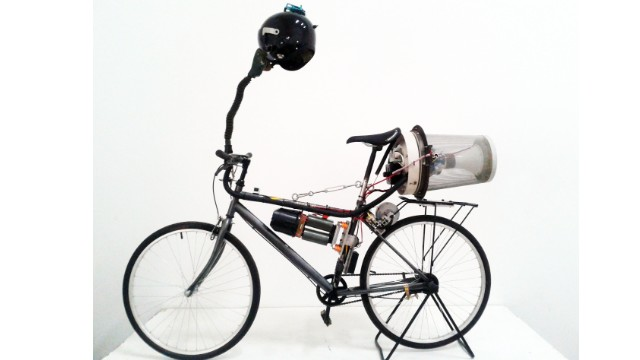 The Breathing Bike.