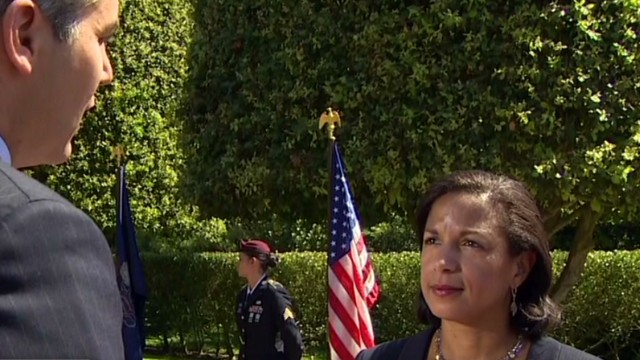 Rice: Allies have confidence in Obama