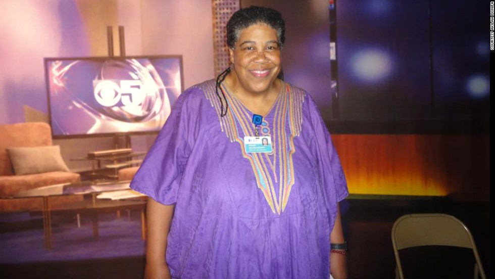 Monifa was put on high blood pressure medicine. She had a machine for sleep apnea. She walked slowly because her joints and lower back hurt. Eventually she decided that having the weight loss surgery was worth it.