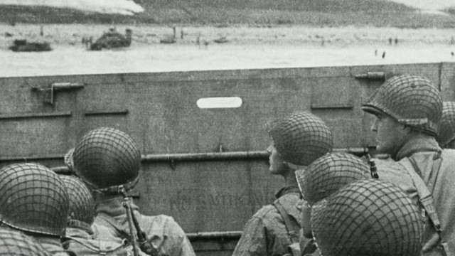 Vets who fought on D-Day share memories