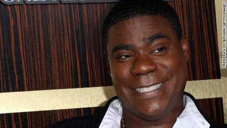 Report: Driver sleepy, speeding in Tracy Morgan crash