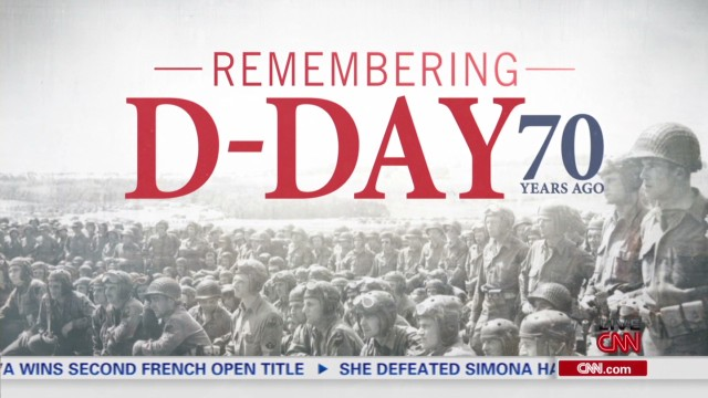 Survivors remember D-Day