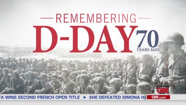 Survivors remember D-Day