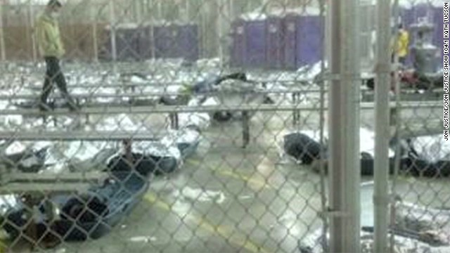 Crisis immigration centers under fire