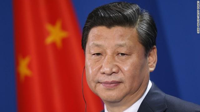 File: Chinese President Xi Jinping.