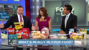What's really in your food?