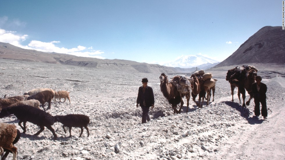 Wong took this shot while traveling on Central Asia's Silk Road into the Pamir Mountains near Afghanistan.
