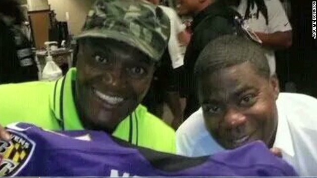 Police: Sleep a factor in Tracy Morgan crash