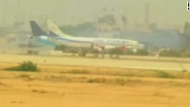 Taliban attacks Pakistan airport again