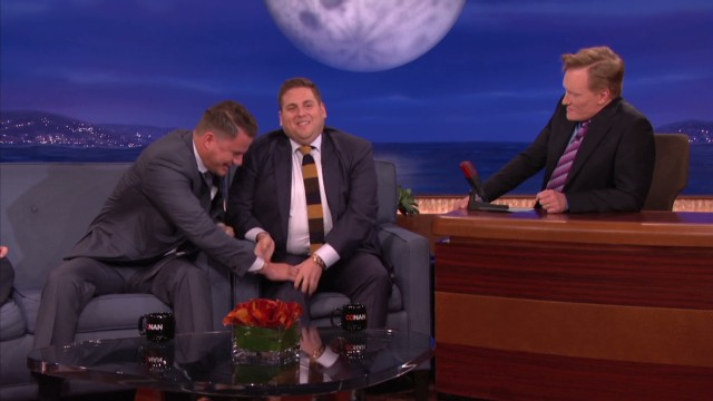Channing Tatum loves torturing Jonah Hill