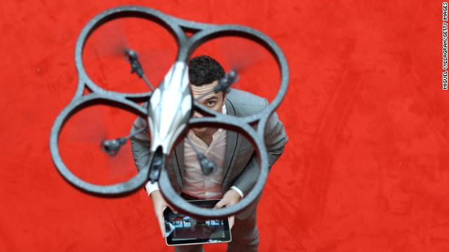 Do drones jeopardize your privacy?