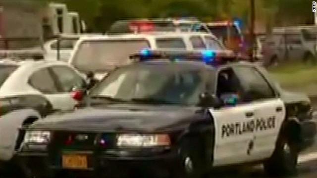 Student recalls Oregon school lockdown