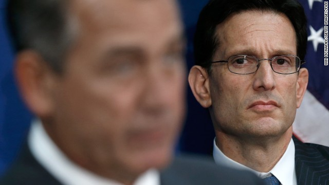 Gergen: Cantor defeat signals loss of hope