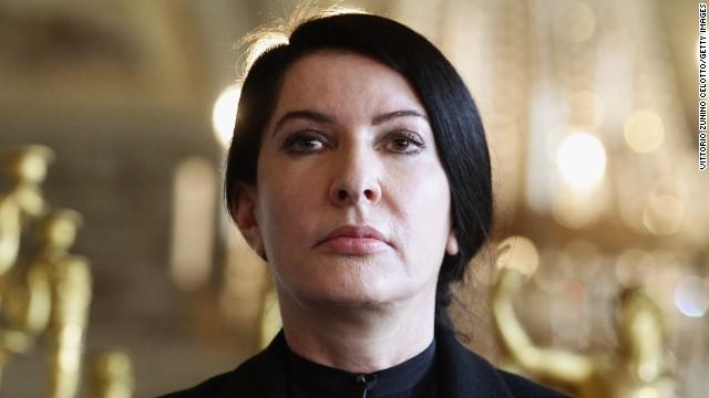 Marina Abramović on education, fame and dying