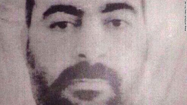 'ISIS' enigmatic terror leader' from the web at 'http://i2.cdn.turner.com/cnnnext/dam/assets/140612123327-02-abu-bakr-al-baghdadi-restricted-story-top.jpg'