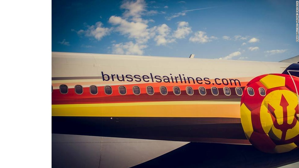 Personalized headrests and interior decor featuring their key players -- Belgium's Red Devils are being given the star treatment inside the Brussels Airlines Airbus A330 before they've even donned a sock. At 20/1 the team is a top five favorite to win the whole thing.