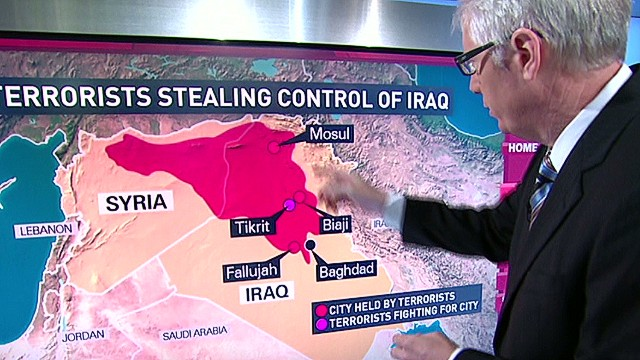 'Militants seizing control in Iraq' from the web at 'http://i2.cdn.turner.com/cnnnext/dam/assets/140612133012-wolf-foreman-iraq-magic-wall-00001030-story-top.jpg'
