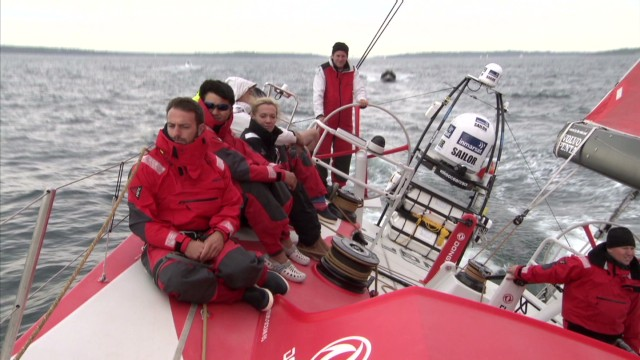 Dongfeng Race Team select their crew