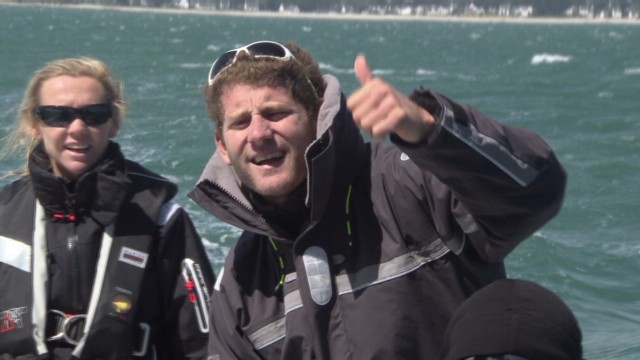 Training sailors for the world's toughest race