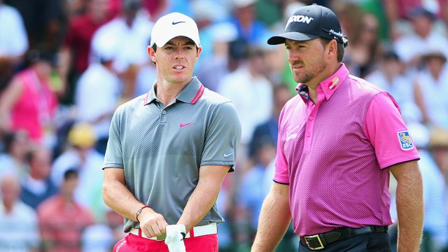 McDowell leads after day 1 of U.S. Open