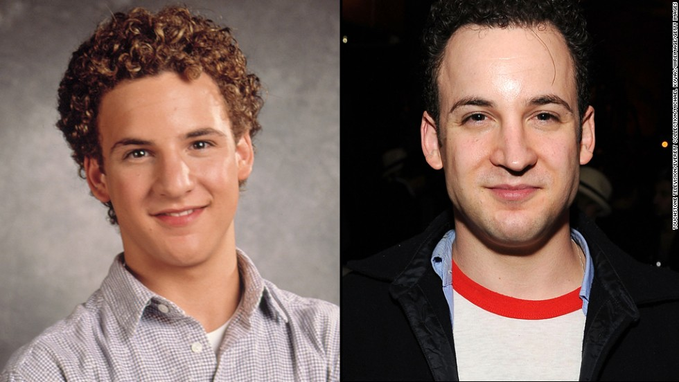 "Ben Savage played mischievous Cory Matthews from 1993 to 2000. The now 33-year-old has continued to act in movies, such as 2007's ""Palo Alto, CA,"" and on TV with appearances in shows like ""Without a Trace,"" ""Bones,"" ""Chuck"" and ""Shake It Up!"" In 2014, he'll reprise his fan favorite role of Cory Matthews."