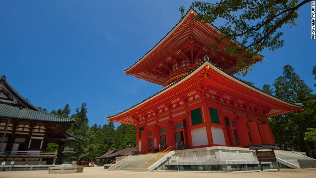 Koyasan, Japan: Overnight on one of the world's most sacred mountains