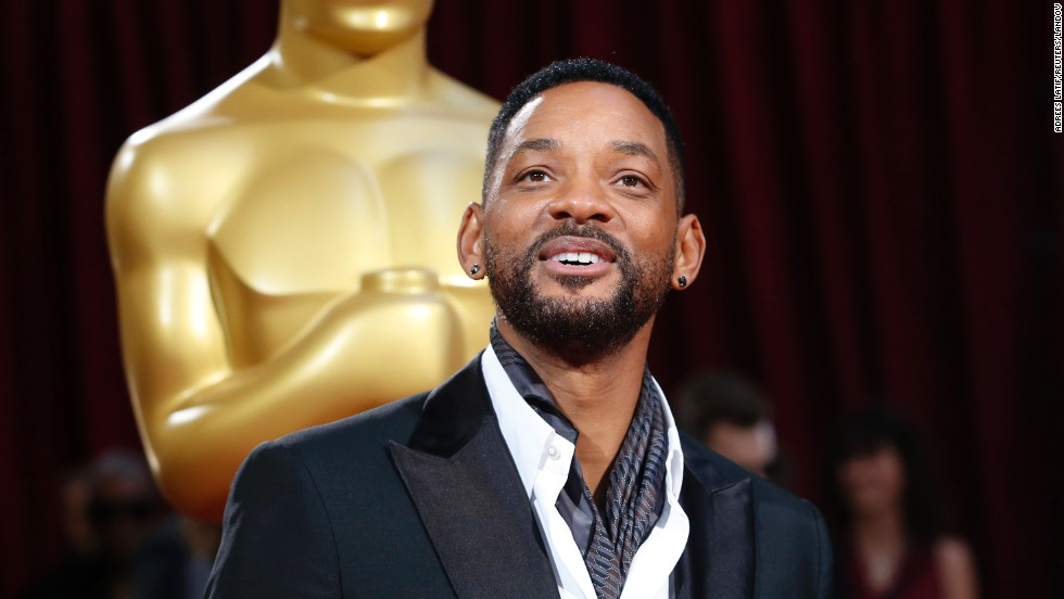 "<strong>Will Smith, father of three, on teaching economics:</strong> ""My daughter said, 'Daddy, are we rich?' I say, 'No, baby, you're broke. Daddy worked really hard.'"""