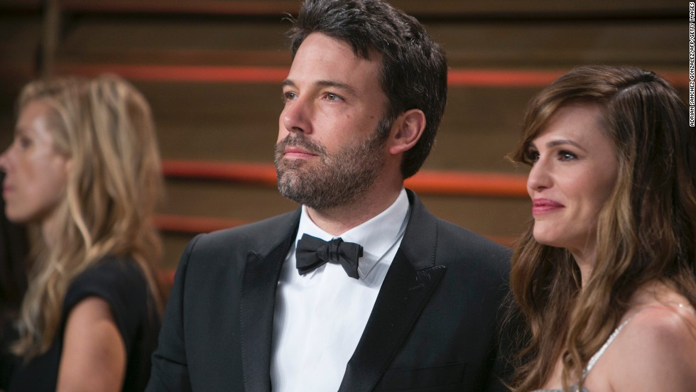 "<strong>Ben Affleck, father of three, on work-life balance:</strong> ""(R)unning around after three kids is very trying. Now everything has to compete with being with my family. I don't want to be a stay-at-home dad. Work is very important to me. I like to work. So does my wife. But I need my work to mean something to me in order for me to not be home with them."""