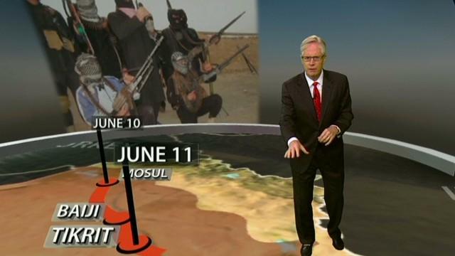 Iraq's best case scenario to stop ISIS