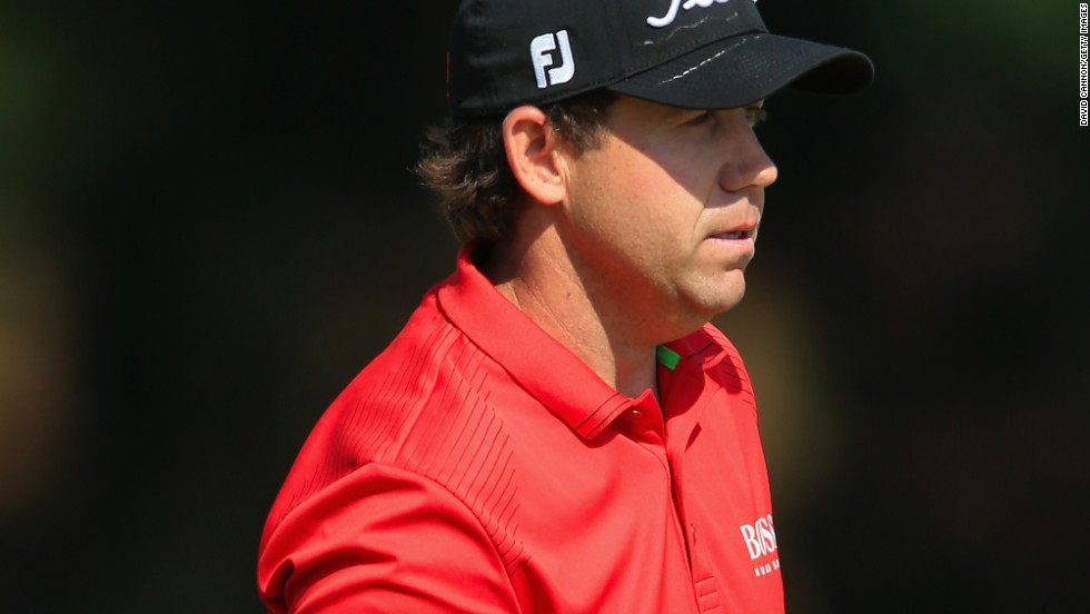 Erik Compton, who had two heart transplants before getting a place on the PGA Tour, secured his best ever finish in golf by tying for second place and securing a berth at next year's Masters.