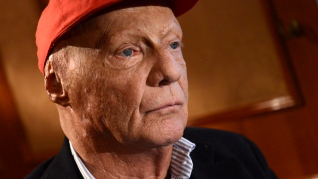 How near-fatal crash changed Niki Lauda