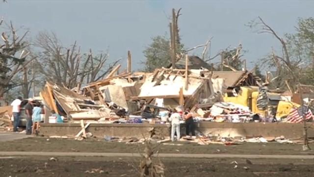 Tornadoes pummel Nebraska