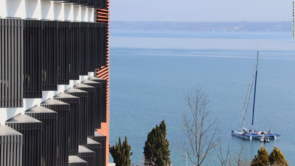 Europe 39 s best new boutique hotels for Best boutique hotels geneva
